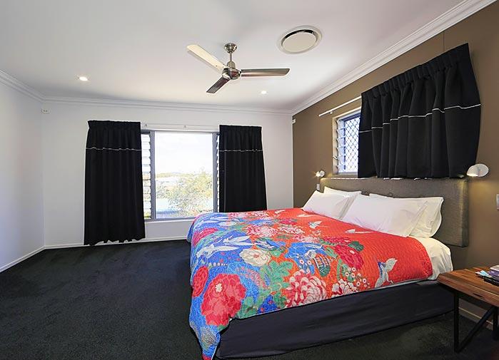 4 bedroom executive - bedroom 2